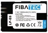 FIBAtec Ersatzakku passend für Samsung (Canon LP-E6) -