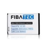 FIBAtec I Ersatz POWER AKKU LG G4 - ersetzt BL-51YF, EAC62858501 , Android Smartphone, Lithium Ionen Akku, Zusatzbatterie, Ersatz- Akku, Energiequelle Mobiltelefon I Handy Ersatzteile, Batterie, Hochleistungsakku -