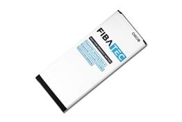 FIBAtec® I POWER-AKKU Samsung Note 4 Akku, Lithium-ionen Batterie, Ersatzbatterie, Zweit-akku, Li- Ion Akkumulator I Zubehör Samsung Galaxy, Handy Ersatzteile, High Performance Battery, Accu, -