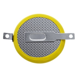 FIBAtec® Knopfzelle mit Lötfahne (CR1616) -