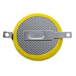 FIBAtec® Knopfzelle mit Lötfahne (CR2025) -